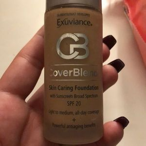 EXUVIANCE acne fighting foundation